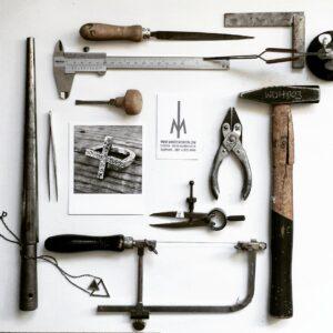 Handcrafted jewelry design / Atelier Maureen Centen / Edelsmid Eindhoven