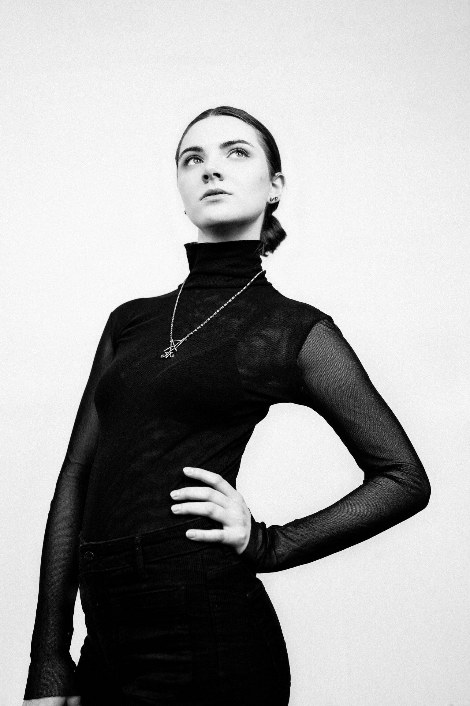 Lucifer Sigil necklace pendant by Atelier Maureen Centen